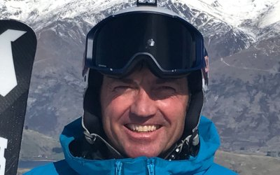 Colin Tanner – Ski Trainer, Committee Member and Ski Division Rep