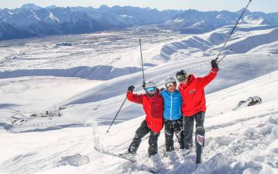 Work at Roundhill Ski Area – Lake Tekapo, New Zealand