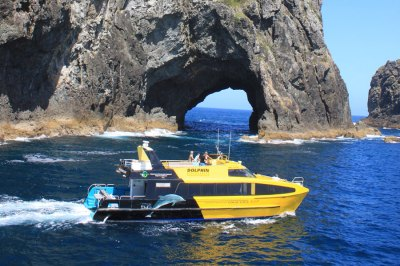 Explore NZ | Hole in the Rock Cruises Bay of Islands