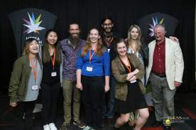 Team #NZWF16 - Michelle, Rena, Andrew, Jocelyn, Amar, Isabella, Brittany, Keith