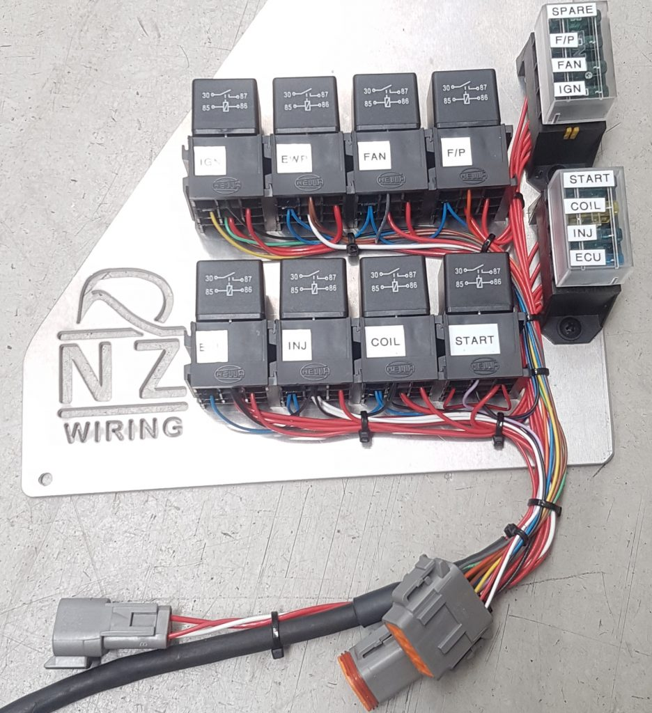medium resolution of ac wiring harnes conversion with ls1