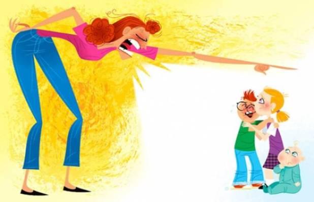 10 πράγματα που έμαθα όταν έπαψα να ουρλιάζω στα παιδιά μου!