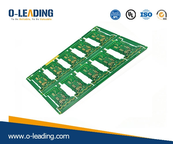 Camera Board Prototype Pcb Assembly Rigid Printed Circuit Boards