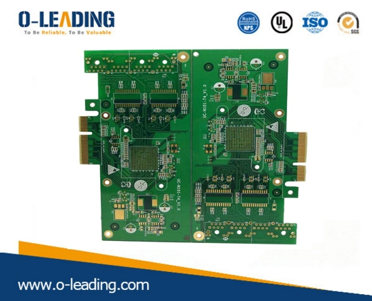Single Sided Printed Circuit Board Gps Multilayer Copper Circuit Board