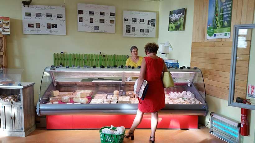 Fromages & produits laitiers