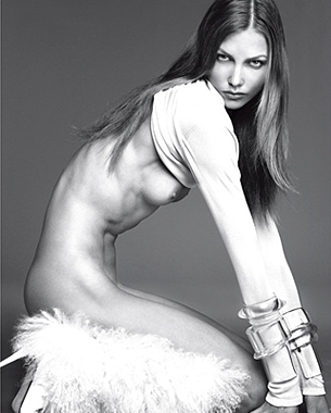 Karlie Kloss, Vogue, Steven Meisel