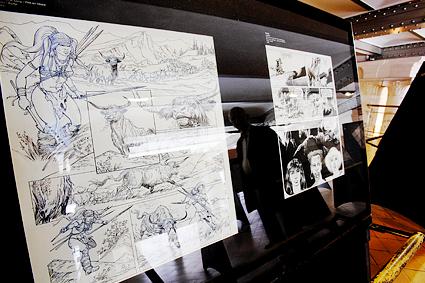 Comic Strip Museum, museo del cómic, © Jordi Verdés Padrón, O2 magazine blog