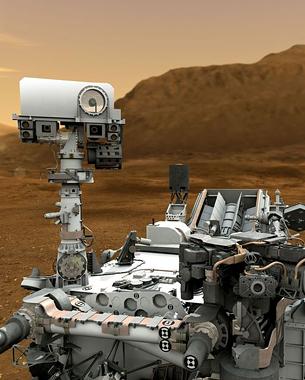 Después de un viaje de más de ocho meses, el vehículo explorador ha amartizado con éxito y ha dado comienzo a una misión que durará dos años y que pretende buscar pruebas de vida. A las 7,32 horas de este lunes, el Mars Science Laboratory de la NASA, más conocido como Curiosity, ha aterrizado en Marte...  © NASA