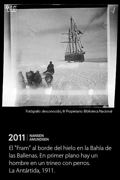 Nansen-Amundsen © Biblioteca Nacional Noruega