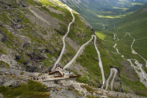 Trollstigen ©Visit Norway
