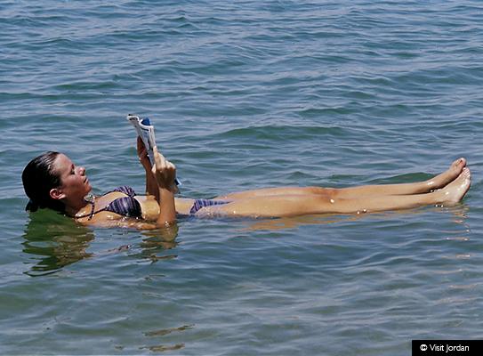 Mar muerto © Visit Jordan