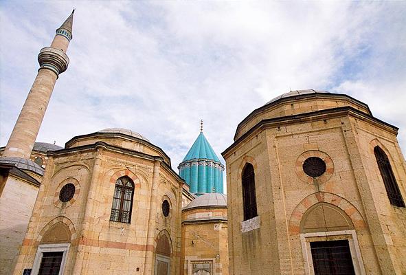 Centro Cultural de Mevlana © Turismo de Turquía