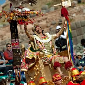 Inti Raymi, fiesta del Cusco, fiesta del sol!