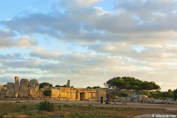 Templos Megalíticos de Malta © Turismo de Malta
