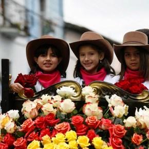 """""""La Ruta de las Flores"""", siguiendo el camino de las flores en Ecuador"""