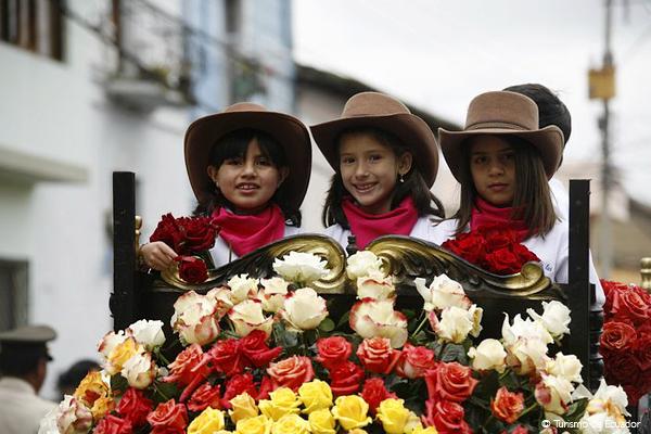 Ruta de las flores © Turismo de Ecuador