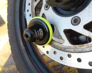 Abus disc lock