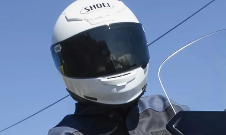Shoei Nxr Motorcycle Helmet Review On2wheels