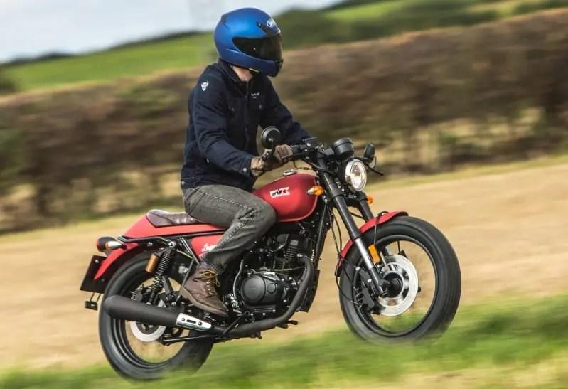 Wk Legend 125cc On2wheels