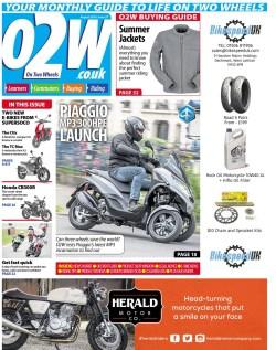 O2W cover