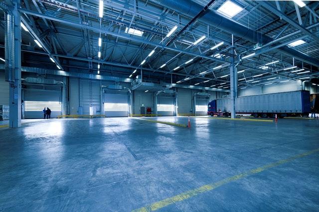 Applicazioni grandi spazi e industria