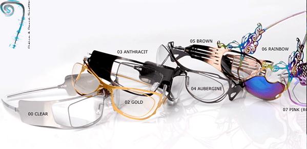 Chaque lunette imaginée par Slav Nowosad, designer polonais, est une oeuvre  d art, décoiffante et toujours inattendue… aller sur le site des lunettes  Slav ... df0ccb734f8f