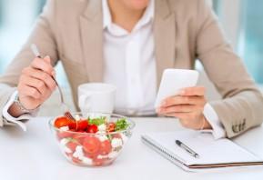 comment faire pour bien manger au bureau