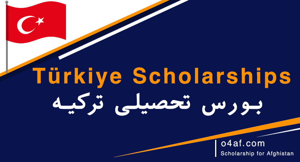 Turkey Scholarship for Afghanistan and other countries