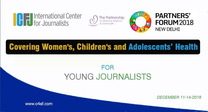 International Center For Journalists Program in Partners