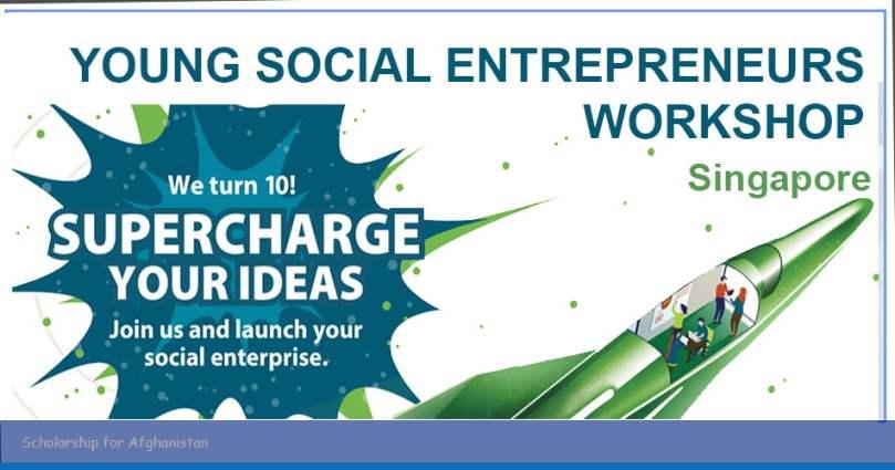 SIF Young Social Entrepreneurs (YSE) Workshop 2019