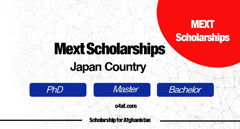Japan Scholarships for All degrees (Bachelor, Master and PhD
