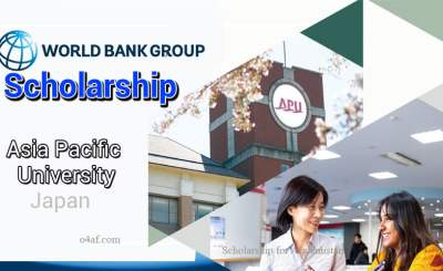 Japan MEXT Scholarship for Master degree and PhD at Asia