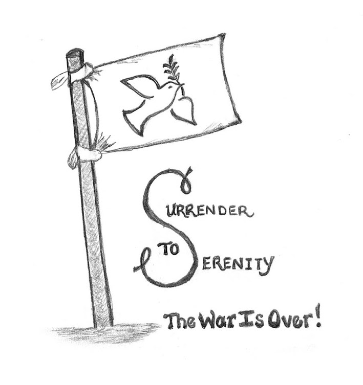 Surrender to Serenity logo