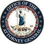 Image of the Virginia AG Seal