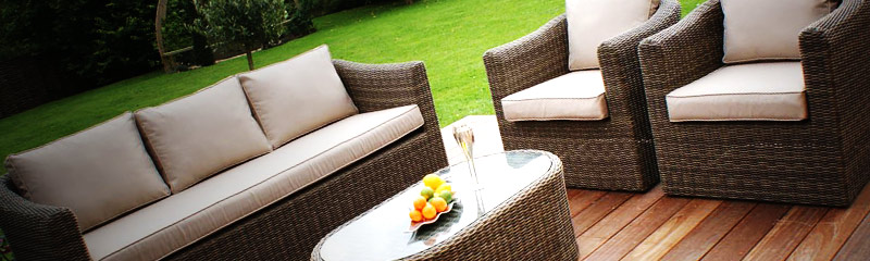 maze rattan natural milan corner sofa set green cushions on dark brown leather sets if you have a spacious garden and want to make the most of that space these are all need for perfect look