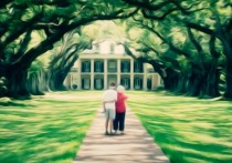 Your Home Away From Home Oak Alley Plantation