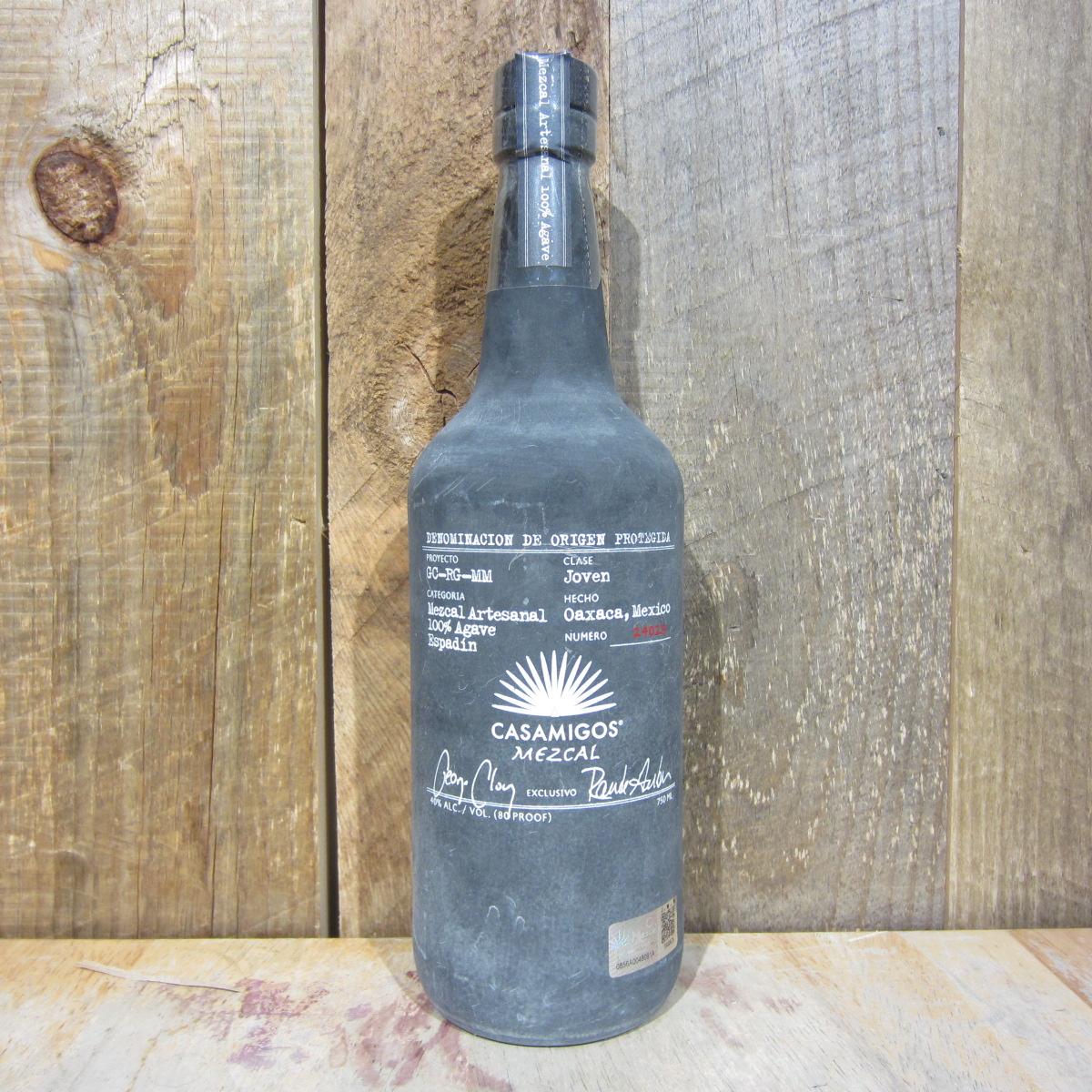 CASAMIGOS JOVEN MEZCAL 750ML  Oak and Barrel