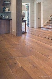 White Oak Plank Hardwood Flooring - Wood Floors