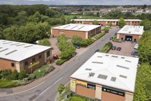 Callenders Industrial Estate, Churchward Park, Swindon