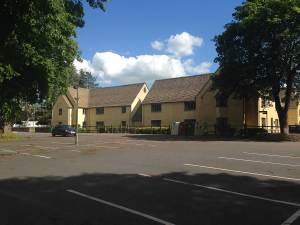 Student Accommodation, Royal Agricultural College, Cirencester.