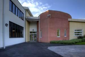Gordano School photo courtesy of Kier
