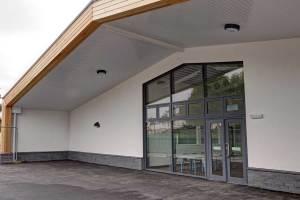 Ashcombe School, Weston-Super-Mare, photo courtesy of Willmott Dixon