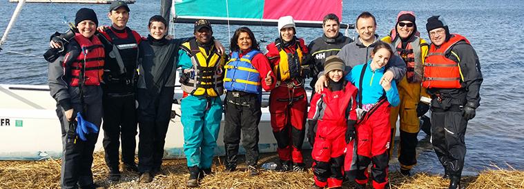 Sailing Initiative for Veterans