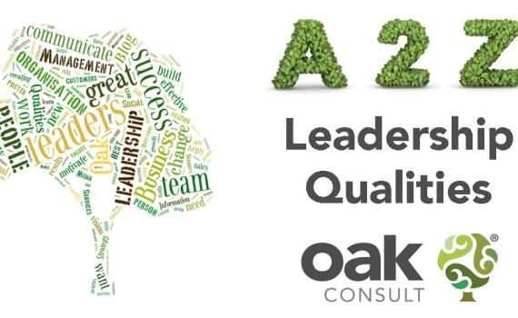 A to Z, Leadership Qualities, Oak Consult, Mark Conway