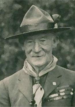Robert Baden Powell, Inspirational People