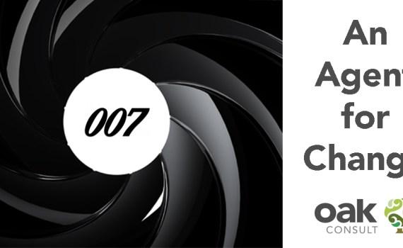 007, Change Management, Organisational Change, Oak Consult, Mark Conway, Management Consultancy