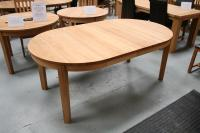 Round Dining Table | Extending Round Oval Dining Table