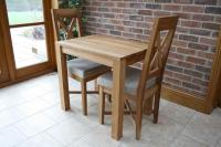 Solid Oak Kitchen Tables & Chairs