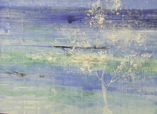 """White Tree"" by Makoto Fujimura"