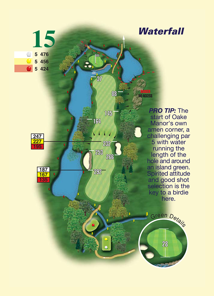 Oake Manor Golf Course  Oake Manor Golf Club